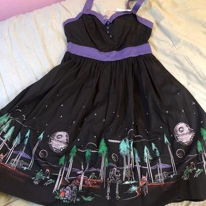 STARWARS COLLECTABLE DRESS